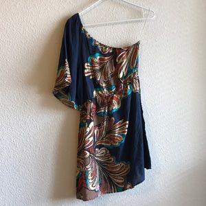 One Sleeve Dress
